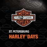 Фестиваль St. Petersburg Harley Days 2017 (3-6 август)