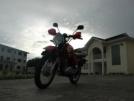 Yamaha YBR125 2011 - Веприк