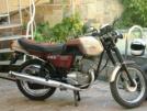 Jawa 350 typ 638 1987 - Явик
