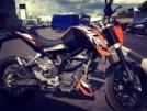 KTM 200 Duke 2013 - Дюк