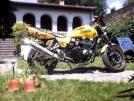 Yamaha XJR400 2001 - козява