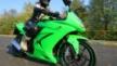 Kawasaki 250R Ninja 2009 - крошка