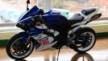 Yamaha YZF-R1 2007 - мопед