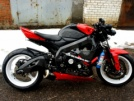 Suzuki GSX-R750 2007 - мотоцикл