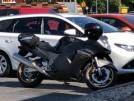 Honda CBR1100XX Super Blackbird 2004 - Электричка