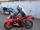 Honda CBR600F4i 2001 - дружище