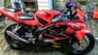 Honda CBR600F 2001 - Бегемот