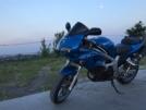 Suzuki SV650S 1999 - blue curacao