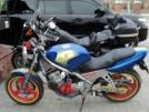 Honda CB-1 400 1991 - Волчонок