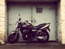 Honda CB400 Super Four 1998 - Кобылка моя