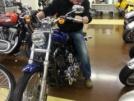 Harley-Davidson 1200 Sportster Custom 2007 - Sporty