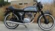 Honda CBF125 1983 - Мини-кафе