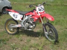 Honda CRF450R 2007 - Кроссавчик)