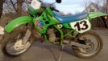 Kawasaki KDX125SR 1998 - Кузнечик