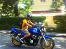 Honda CB400 Super Four 2001 - Сибибиха
