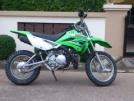 Kawasaki KLX110 2011 - питбайк