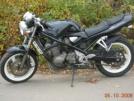 Suzuki GSF400 Bandit 1991 - бандос