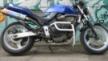 Honda CB600F Hornet 2000 - сибишка