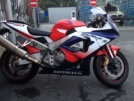 Honda CBR929RR FireBlade 2001 - турист