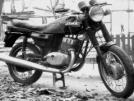 Jawa 350 typ 638 1988 - Jawa