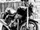 Honda CB750F2 1994 - мотоцикл