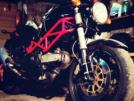 Ducati Monster 400 2008 - Розмари