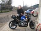 Yamaha YZF600R Thundercat 1997 - старик
