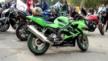 Honda CBR600F4i 2002 - зеленка