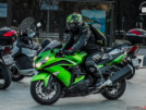 Kawasaki ZZR1400 2012 - Жабодракон
