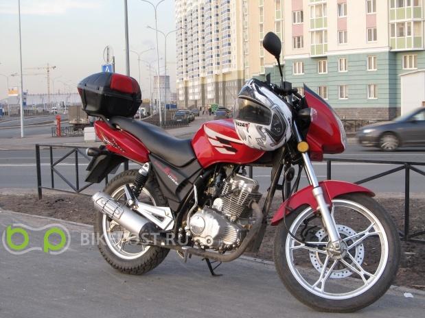 Китайский Мотоцикл лифан 125 кубов в чувашии #11