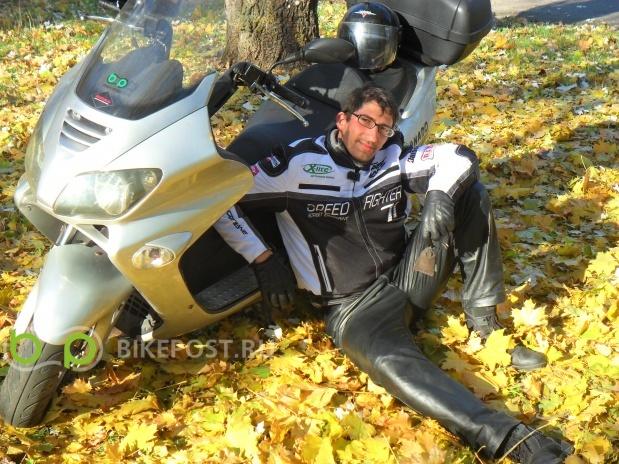 Фото № 3087 Аварии на мотоцикле в одинцова за 15 мая