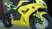 Honda CBR1000RR Fireblade 2007 - Британи