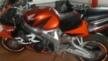 Honda CBR900RR Fireblade 1998 - РыжиЙ