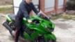 Kawasaki ZZR1400 2012 - зизер