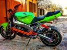 Kawasaki ZX-6R 2004 - stuntbike