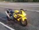 Honda CBR929RR FireBlade 2001 - Бамблби