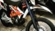 KTM 690 ENDURO R 2015 - Рыжий