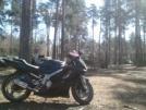 Honda CBR600F4 2000 - вороной