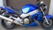 Honda CB1100 X-11 2000 - Синий птиц