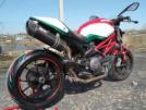 Ducati Monster 796 2012 - Tricolore