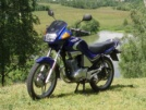 Yamaha YBR125 2005 - Йобрик