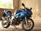 Suzuki SV650S 1999 - СВеха