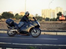 Honda CBR1100XX Super Blackbird 2005 - Дрозд