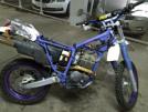 Yamaha TT250R 1993 - Старый