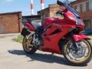 Honda VFR800 V-Tec 2012 - Рубин
