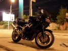 Yamaha TRX850 1995 - 4NX1