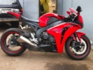 Honda CBR1000RR Fireblade 2008 - Red Rocket