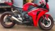 Honda CBR1000RR Fireblade 2008 - Red Rocket
