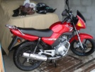 Yamaha YBR125 2012 - мотык