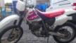 Honda XR250R 1998 - Бревно